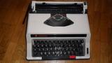 Maquina de escrivir clasica - foto