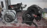 Motor de arranque  discovery 200/300 - foto