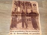 Periodico mundo grafico 14 agosto 1935 - foto