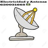 orientación de antenas - foto