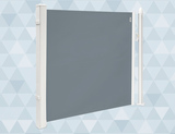 toldo cortina horizontal TRES PUNTS - foto
