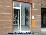 Cristal para escaparates tiendas locales - foto