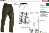pantalones antipinchos gamo - foto
