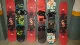 SUPER OFERTA  TABLAS DE SNOW + SUJECIONE - foto