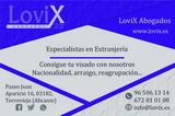 Lovix Abogados Extranjeria - foto