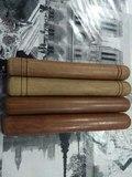 vendo dos claves de madera - foto
