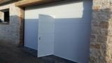 puertas garaje seccionales - foto