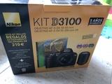 kit nikon d3100 (URGENTE) - foto