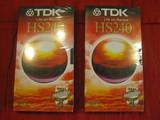 Cintas VHS TDK HS240 - foto