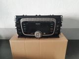 RADIO CD 6000 SONY MP3 FORD - foto