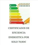 certificado energetico solo 79,9  españa - foto