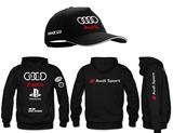Audi sudadera + gorra - foto