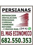 Reparacion de persianas economico. . ! - foto