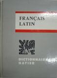 DICCIONARIO FRANCÉS/LATÍN.  - foto