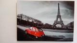 CUADRO DE TORRE EIFEL PARIS - foto