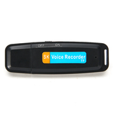Pen Mini Espia Grabadora de Voz USB 8GB - foto
