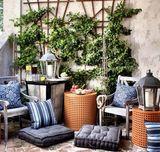 Decoracion vegetal de terrazas - foto