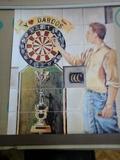 poster de dardos - foto
