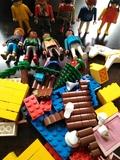 figuras geobra 1974 ( Playmobil) - foto