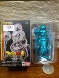 Dragon ball whis  metal azul - foto