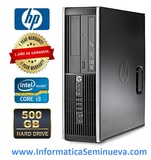 HP 8200 ELITE 3.1GHZ 4GB RAM, 500 HDD - foto