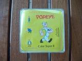 Película Super 8 Popeye astronauta - foto
