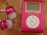 Reproductor MP3 - foto