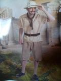 Disfraz explorador seminuevo - foto