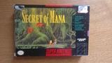 Juego Super Nes Secret of Mana - foto
