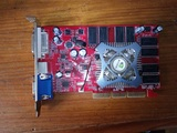 Nvidia fx5700v agp 8x 256mb ram - foto
