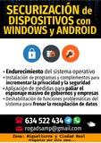 Securizar dispositivos Windows-Android - foto