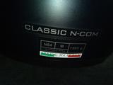 CASCO NOLAN N84 CLASSIC N-COM NEGRO MATE - foto