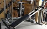 Total gym gts, gimnasio  PESAS - foto