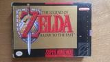 Juego Super Nes Zelda - foto