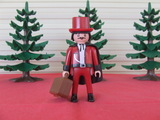 Playmobil  oeste  vendedor  de  ARMAS - foto
