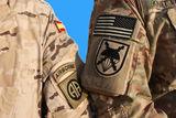 gorra usa 101 división aerotransportada. - foto