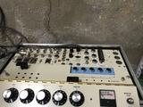 Mesa de mezclas para videos - foto