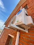Recarga de gas para aire acondicionado - foto