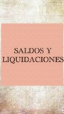 Saldos y liquidaciones - foto