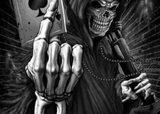 tarot,la santa muerte,tarot mexicano - foto