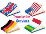 Traducciones español - francés - inglés - foto