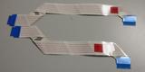 598 CABLE FLEX LVDS EAD62593901/2 LG - foto