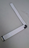 453 CABLE FLAT LVDS 1-846-656-11 SONY - foto