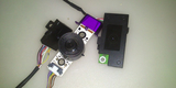290 botonera+sensor+ant. wifi samsung - foto