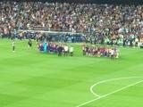 Traspaso asiento Camp Nou - foto