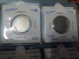 Monedas de 200 pesetas - foto