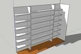 Muebles de pladur economicos tabiques - foto