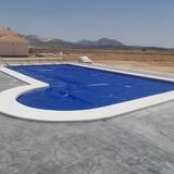 #manta #termica#piscina - foto