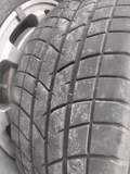 Ruedas con llantas aluminio - foto