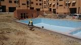 Hormigón proyectado, piscinas - foto